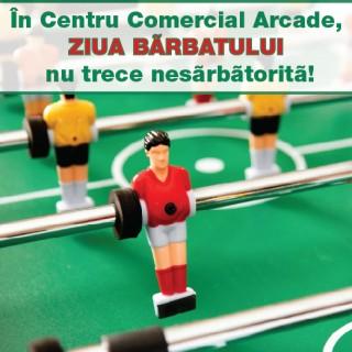 Arcade - Ziua Barbatului